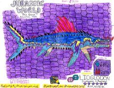 Jurassic World: The Game - Lioglodon! (Request) by DinoBrian47 on DeviantArt