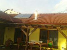 Naši zákazníci jsou rádi, že jim poskytujeme servis 365 dní v roce a pro nás je čest, že do nás vkládáte vaši důvěru. Přinášíme pár ukázek namontovaných solárních kolektorů, systémů v letošním roce 2015. Vybrali jsme pro vás napříč námi nabízenými solárními kolektory Immo Logis, Apollon a Sun Wing. K solárním systémům na ohřev TUV vyřizujeme dotace z programu Nová zelená úsporám.