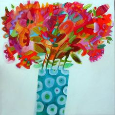 Original acrylic painting on canvas by Imogen Skelley