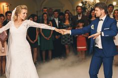 How to do something different with the First Dance - Are you brave enough to do something different with your first dance? Have some fun with it. Wedding Tips, Wedding Planning, First Dance, Have Some Fun, Brave, Something To Do, Wedding Photography, Marriage Tips, Wedding Photos