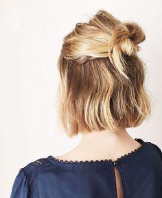15 Peinado Ideas para Inspirar a Su Mitad Bollos //  #bollos #Ideas #Inspirar #mitad #para #Peinado