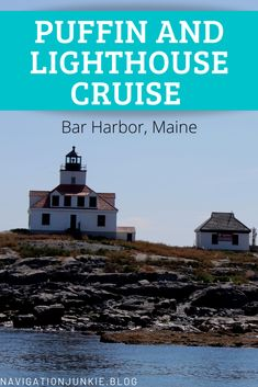 Bar Harbor's Puffin and Lighthouse Cruise Beautiful Places To Visit, Cool Places To Visit, Places To Go, Acadia National Park, National Parks, World Travel Guide, Travel Tips, Travel Articles, Travel Destinations