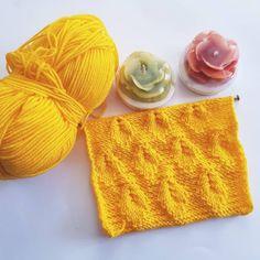 Düşen Yapraklar Örgü Yelek ve  Şal Modeli Knitting Stiches, Baby Knitting Patterns, Knitting Designs, Knitting Projects, Knitted Slippers, Knitted Hats, Crochet For Kids, Knit Crochet, Knitting For Beginners