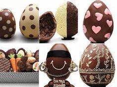 forma par pirulito de chocolate para pascoa - Pesquisa Google