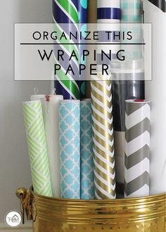Organize This: Wrapp