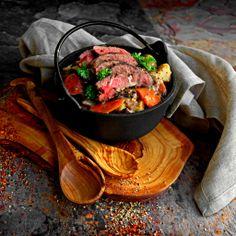 Red Venison Irish Stew