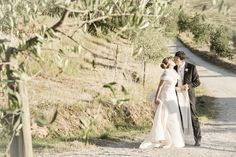 A Country Chic Tuscan Wedding at Podere Spedalone in Pienza, Italy