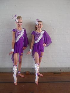 U12/U14 Intermediate Pairs Freestyle Dance Costumes | eBay