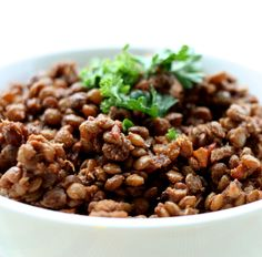 Now I'm wishing I didn't already make lentils for dinner. Lentils and tamarind sounds super good!