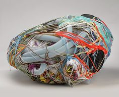 Judith Scott: Untitled Bound and Unbound exhibition, Brooklyn Museum, October 24, 2014–March 29, 2015