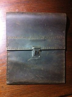 Handmade slimline pencil case £16.49