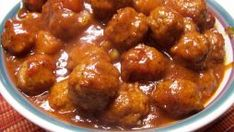 Shane's Sweet and Sour Meatballs (My Version) Recipe - Food.com Mini Meatballs, Sweet And Sour Meatballs, Roast Chicken Drumsticks, Canned Pineapple, Chicken Marsala, Serving Size, Main Dishes, Appetizers, Stuffed Peppers