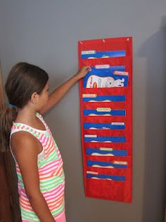 File Folder games that kids can access