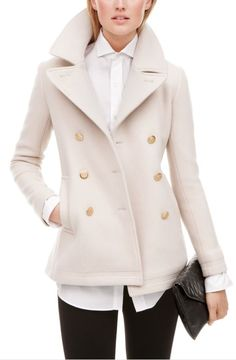 Majesty Peacoat-maybe I can find it at the thrift shop?