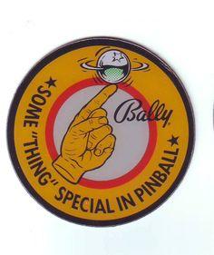 THE ADDAMS FAMILY BALLY ORIG. NOS PINBALL MACHINE PLASTIC PROMO THING COASTER #TheAddamsFamily #PinballPromo