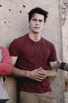 "Teen Wolf ""Smoke and Mirrors"" - Stiles Teen Wolf Dylan, Teen Wolf Stiles, Teen Wolf Cast, Dylan O Brien Cute, Meninos Teen Wolf, Bae, O Brian, Maze Runner, Raining Men"