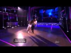 Zendaya and Val Chmerkovskiy - Super Size Freestyle - Dancing with the Stars 2013 - Finals - Finale - YouTube