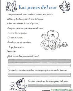 II>★★★★ Comprensión lectora para 1º de primaria - Recursos educativos y material didáctico para niños de primaria. Descarga Comprensión lectora para 1º de primaria gratis.
