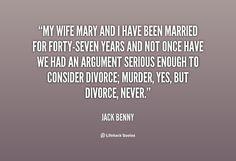 Image result for murder many times, divorce never
