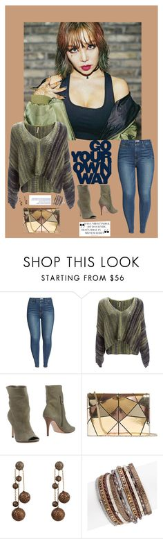 """""""Going Going...Gone"""" by cathyvillalobos ❤ liked on Polyvore featuring Good American, Twin-Set, Karen Millen, Latelita and Saachi"""