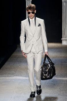 John Varvatos Men's A/W '14. Milan Fashion Week