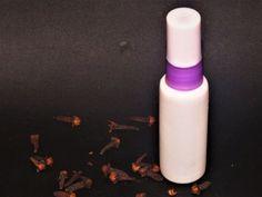 Hřebíčkový sprej na osvěžení dechu Cosmetics, Homemade, Plants, Chemistry, Hand Made, Planters, Diy, Plant, Planting