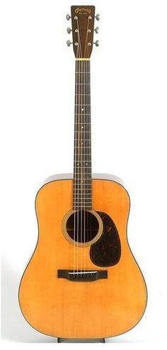 D28 Martin Guitar