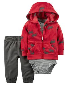 Baby Boy 3-Piece Little Jacket Set from Carters.com. Shop clothing & accessories from a trusted name in kids, toddlers, and baby clothes.