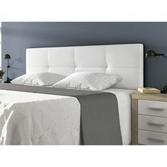 Luxury Bedroom Design, Luxurious Bedrooms, Bed Design, Bedroom Decor, Rest, Blanco Color, Closets, Furniture, Home Decor