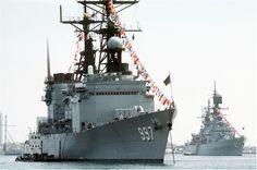 USS Hayler DD 997  My first ship in the Navy