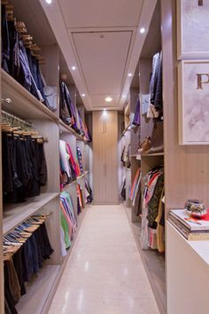 Woman's Dream Walk In Closet - modern - Closet - New Orleans - Ultimate Storage Systems