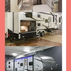 RV Living Tips - Are you interested with RV lifestyle? Not only occasional camping, it's also possible to live permanently in an RV. Basement Storage, Rv Storage, Storage Design, Storage Ideas, Rv Living, Outdoor Living, Transformation Examples, Best Portable Generator, Rv Cabinets
