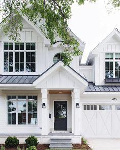 489 amazing white houses images in 2019 farmhouse future house rh pinterest com