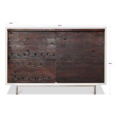 09e5fb431e2885 Schrank Shipwood II dunkel günstig online kaufen - FASHION FOR HOME  Dunkelheit
