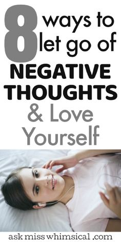 Improve Your Own Personal Development - How To Get Rid Of Negativity And Be A More Positive Person - How to love yourself and get rid of negativity to live a happy life? Find happiness and get rid of - Negative Thoughts, Positive Thoughts, Positive Life, Positive Living, Quotes Positive, Self Development, Personal Development, Leadership Development, Feeling Happy