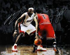 D-Rose vs. King James
