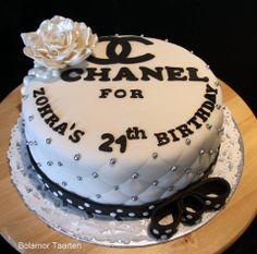 Chanel Taart 1