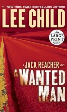 A Wanted Man by Lee Child  I like all the reacher books but this one is in the top 3-4.....fun read