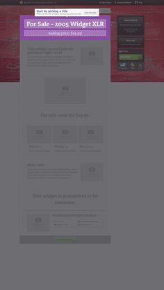 http://www.smore.com/ Smore web app interface    ----BTW, Please Visit:  http://artcaffeine.imobileappsys.com