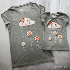 Camisetas decoradas