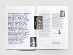 Journal Of The Kitsch on Behance