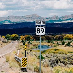 National Parks road trip of a lifetime For the ultimate Western experience, joyride along U.S. 89, which connects six of the country's greatest parks, winding through a landscape of fire and ice. We show you the best spots to savor the mythical, the weird, the glorious