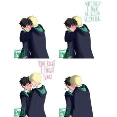 The Scorbus Ending I Wanted by Emolise.deviantart.com on @DeviantArt