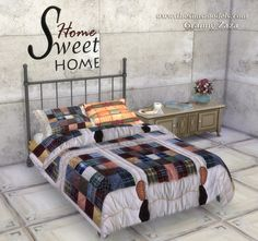 The Sims Models: Blankets and pillows by Granny Zaza • Sims 4 Downloads