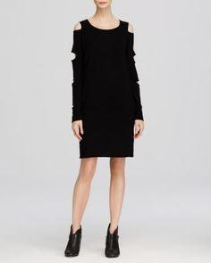 360 Sweater Slash Dress | Bloomingdale's