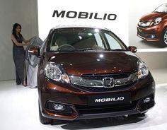 #Honda launches #Mobilio car in India - patrika.com