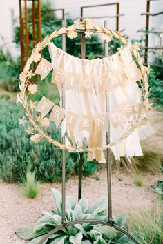 Obsessed! http://www.stylemepretty.com/2015/01/23/texas-outdoor-wedding-with-shades-of-blush/ | Photography: Mint - http://mymintphotography.com/
