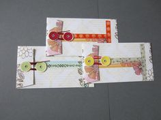 Buy these!! Cute Handmade Stationary Set by kayokohokusai on Etsy, $6.00   Made by an awesome crafty artist!!