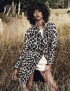 photos of anais mali | Anais Mali pour Vogue