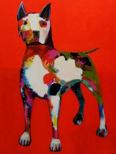 Great colour & love the subject - Featuring artwork by © John Giese - Sparta | Anthea Polson Art Gallery Gold Coast QLD